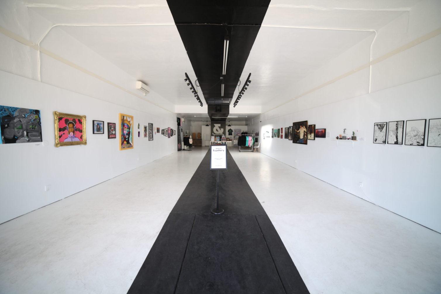 Eat Sleep Work Design Studio & Gallery, Historic 4th Ave, Tucson, AZ